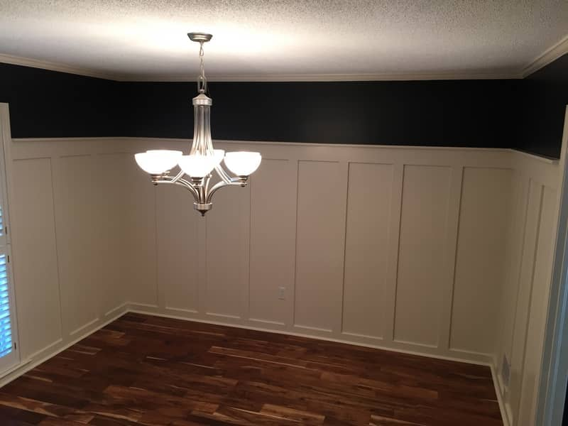 Wall And Ceiling Painting — New Painted Interior Wall in Olathe, KS