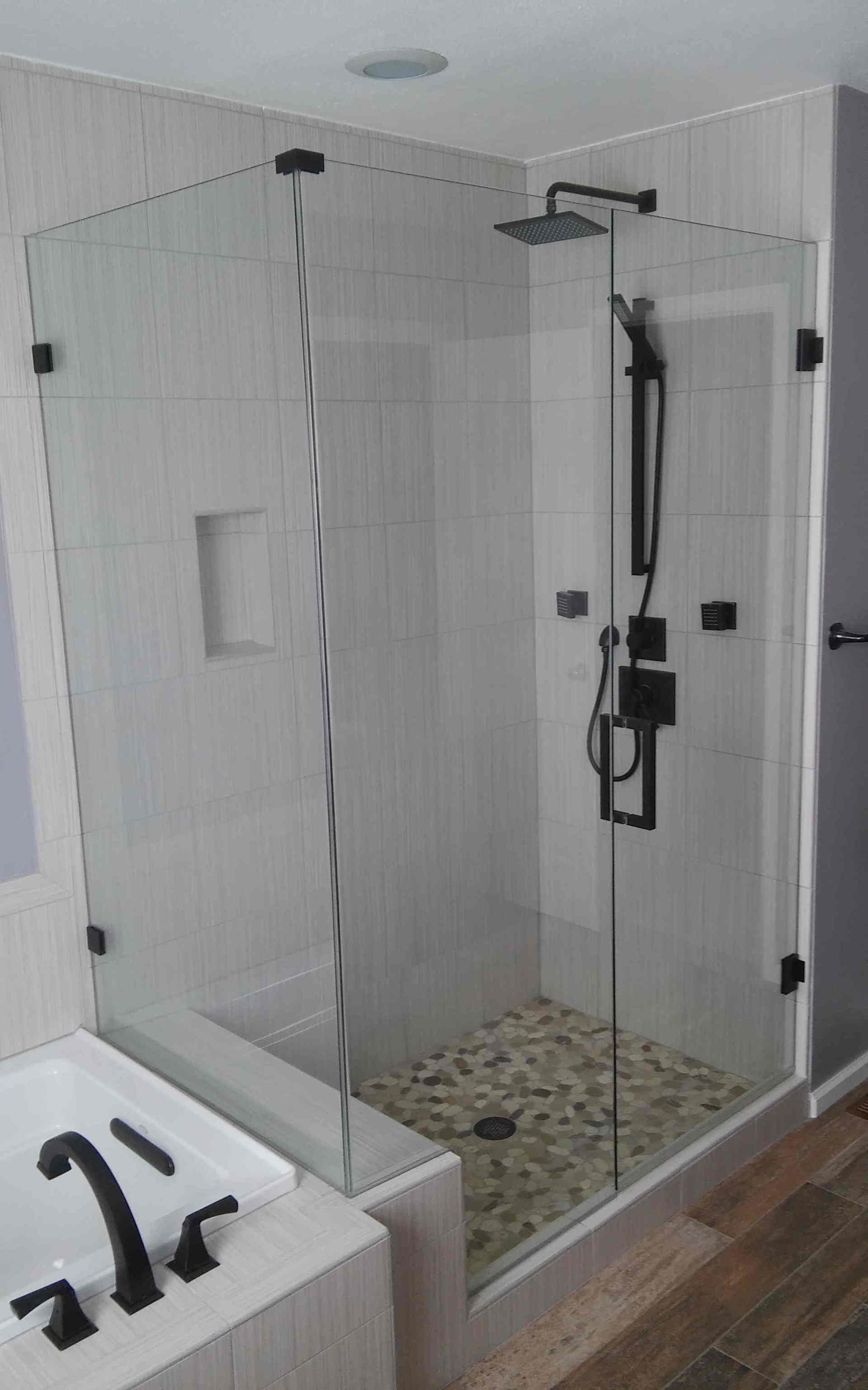 Shower Door Installation Littleton Co Highlands Ranch
