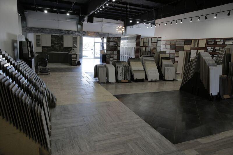 Showroom Interior   Custom Design In Fountain Valley, ...