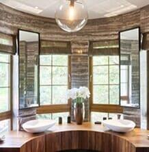 Home ImprovementFountain Valley CAStone Deluxe Inc - Modern bathroom fountain valley