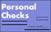 Personal_Checks