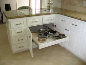 Wood Cabinets In Bathroom   Custom Bathroom Cabinets In Huntington Beach, CA