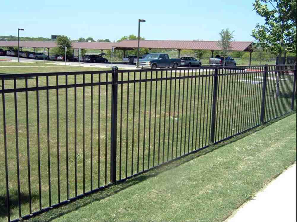 Wrought Iron Fence Solutions Thornton Co Marquez Fencing