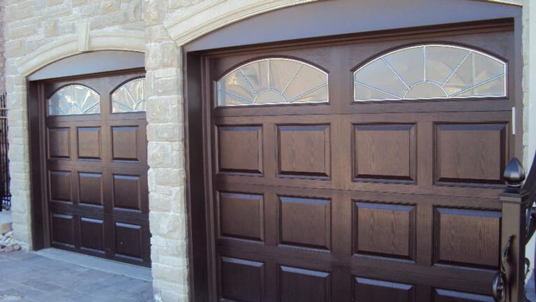 Awesome CHI27 Dealer_2752 Mahogany Monticello0001 U2014 Garage Door In Rochester, MN