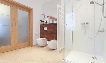 Bathroom With Doors   Glass Shower Doors In Englewood, CO