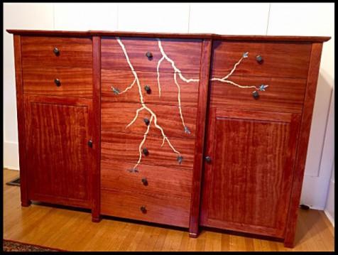 Dresser Drawers - Antique Repair in Portland, OR - Antique Repair - Portland, OR - Aladdin Finishers Inc.