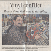music related news articles ephrata pa record connection. Black Bedroom Furniture Sets. Home Design Ideas