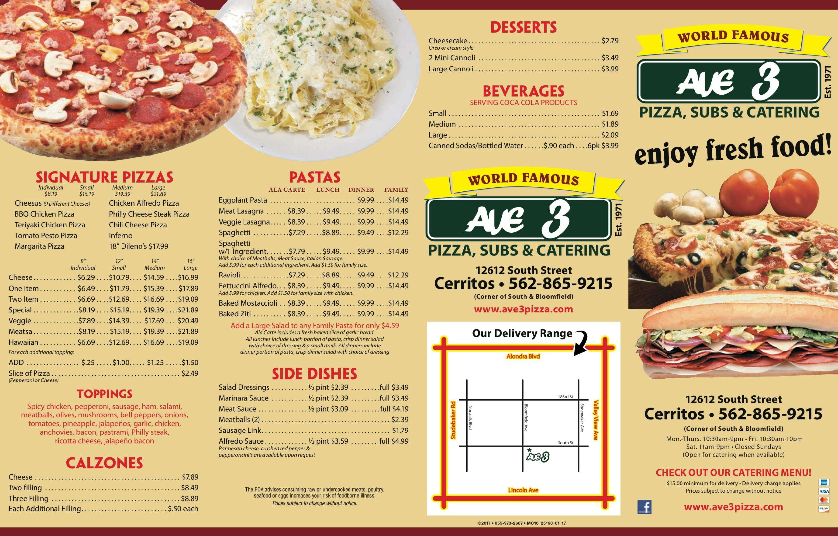 Italian Food In Cerritos Ca