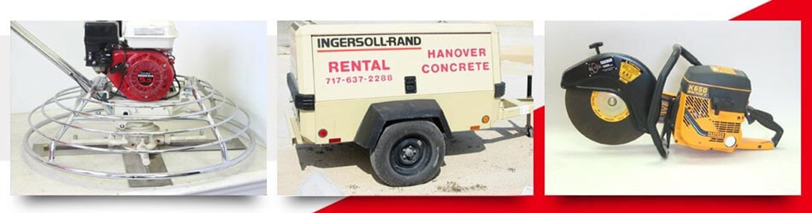 Concrete Saw Rentals in York, PA