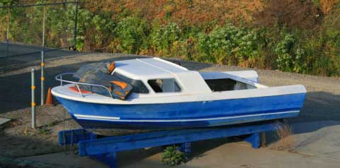 Boat   Boat Storage In Champion, OH