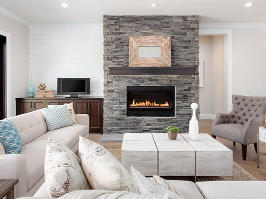 Home Furniture U2014 Beautiful Living Room In West Sacramento, CA