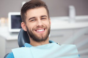 Gum Disease — Smiling Man in Owensboro, KY