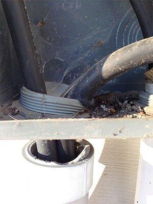 Bare ground wire underground conduit wire center bare ground wire underground conduit images gallery keyboard keysfo Choice Image