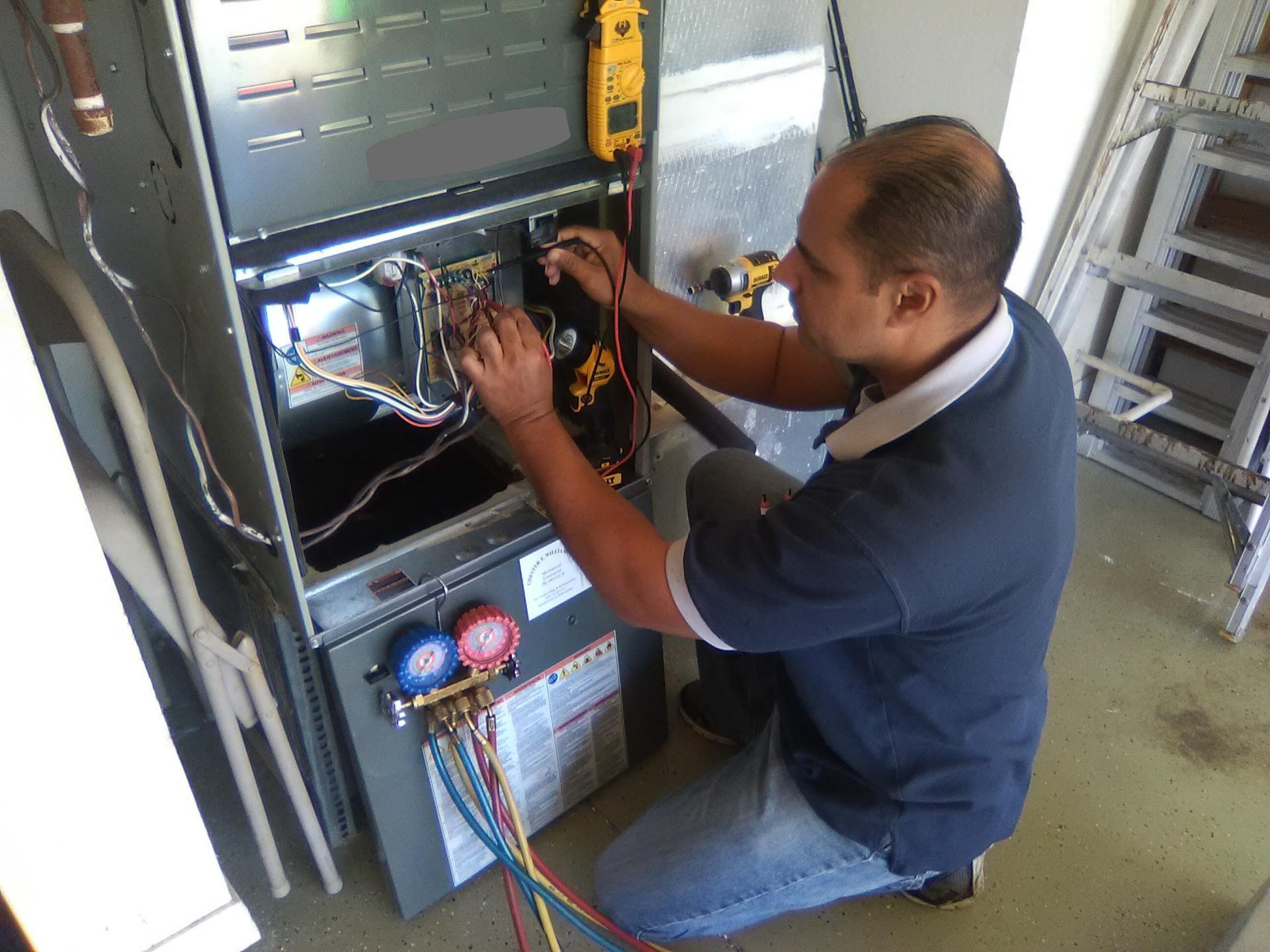 Air Conditioning Installation Valrico Fl Chester E