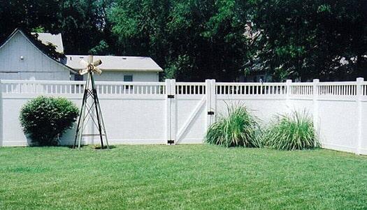 Fence   Vinyl Fencing In Hutchinson, KS