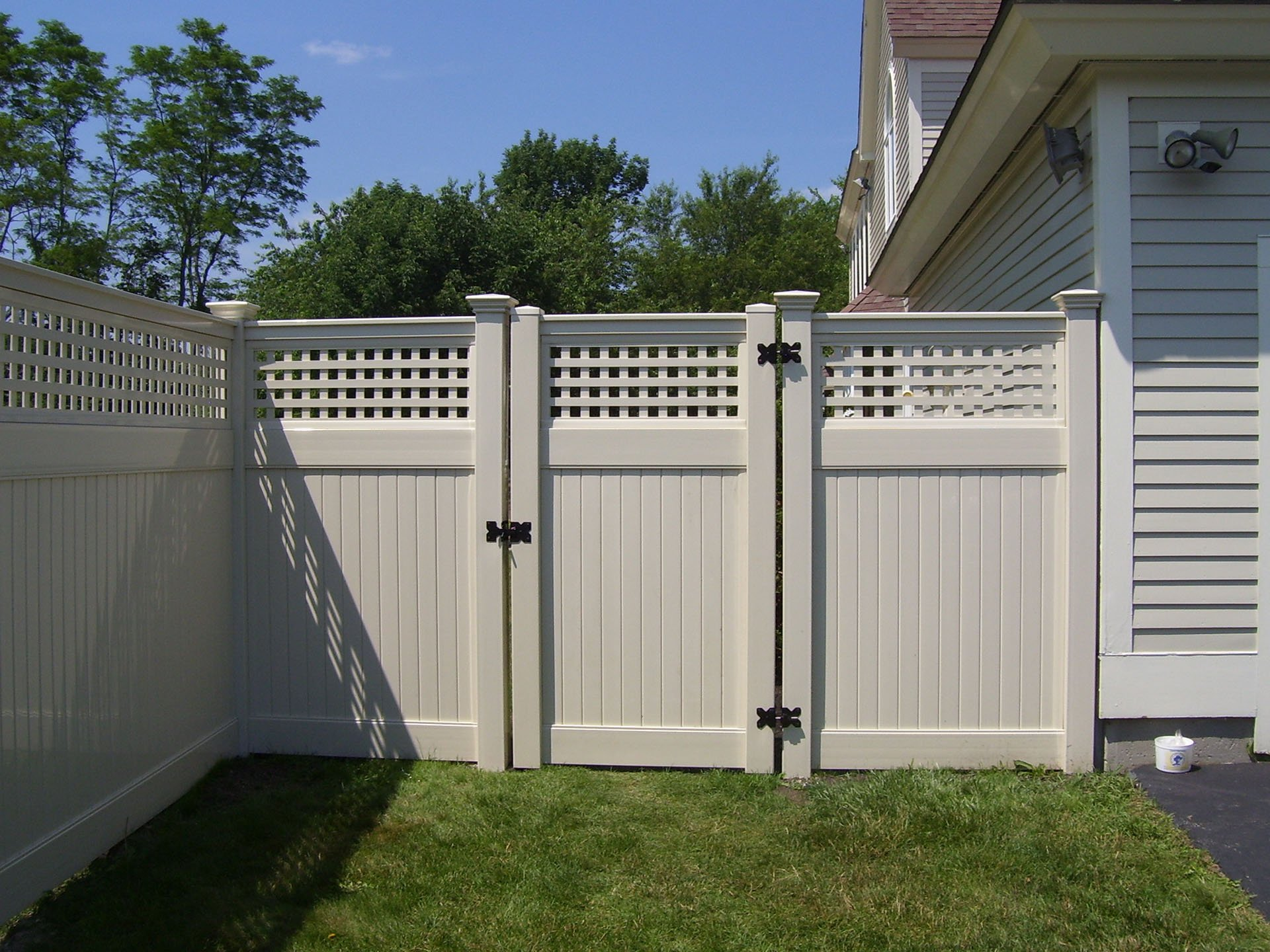 Residential Amp Commercial Fencing Services Barrington Nh