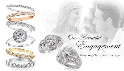 Bridal Wedding Bands Alexandria VA Kings Jewelry
