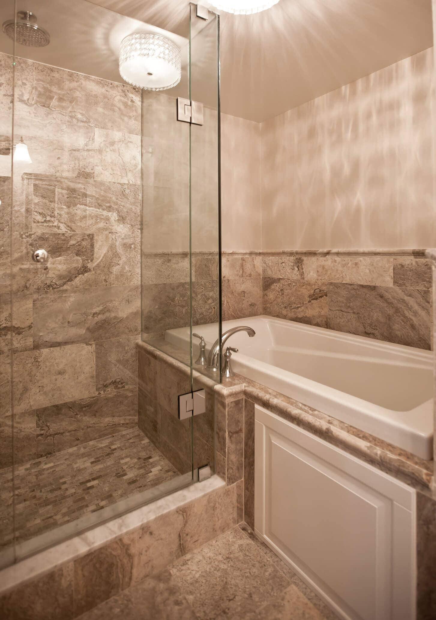 Bath Remodeling Work - Spokane, WA - Bathcrest of Custom ...