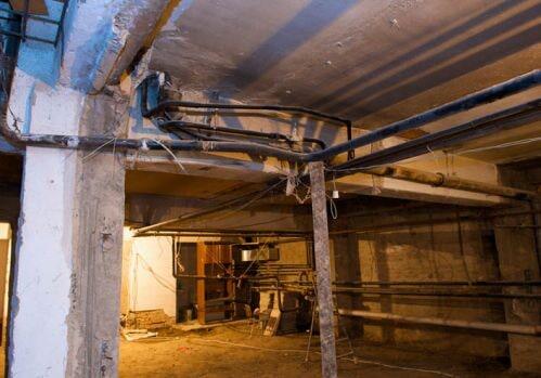 Basement Accommodation U2014 Bowed Wall Bracing In Buffalo, NY
