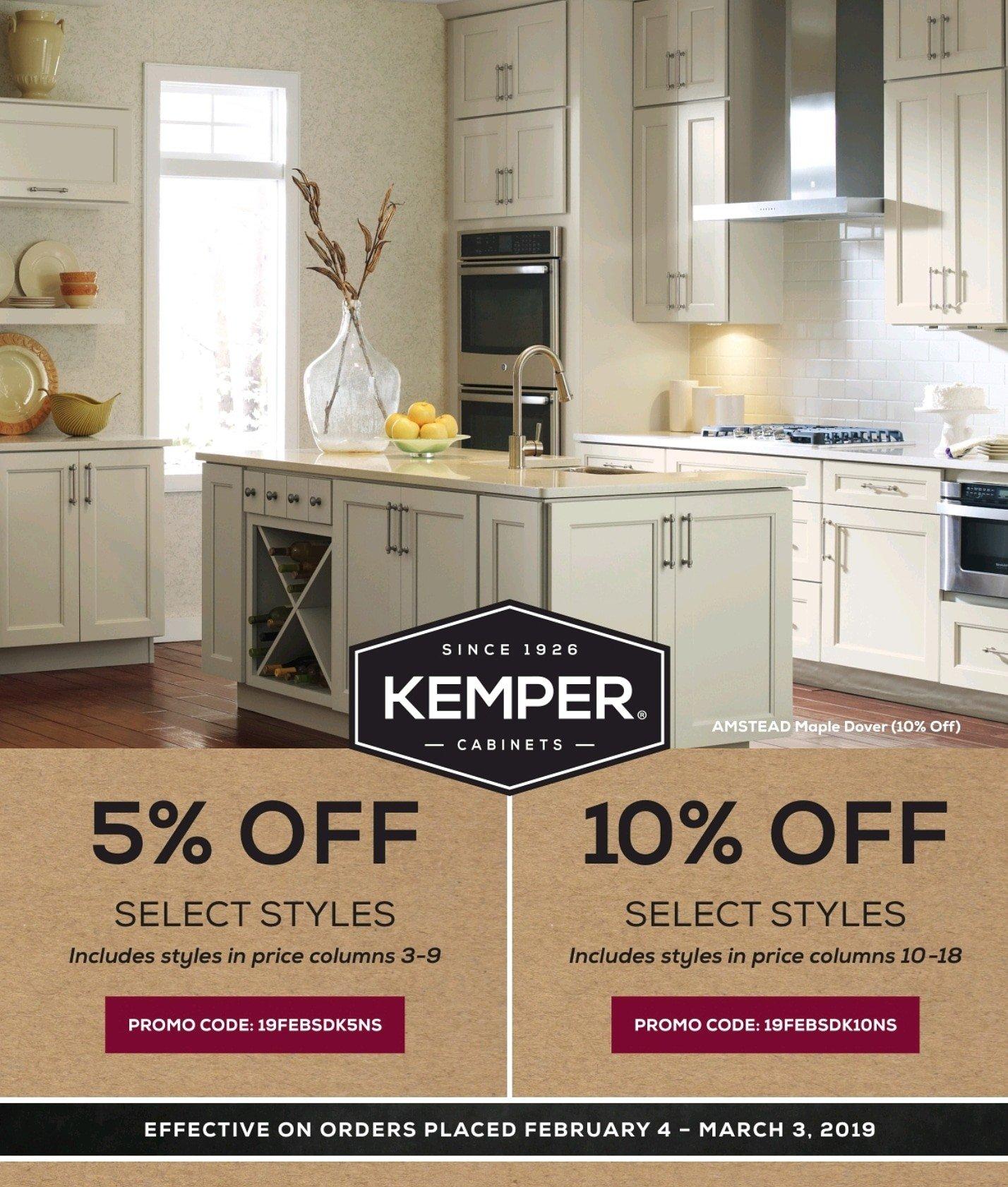 Kemper Winter Promo