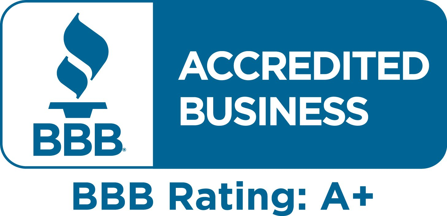 Kitchens Sales Better Business Bureau A+ Rating