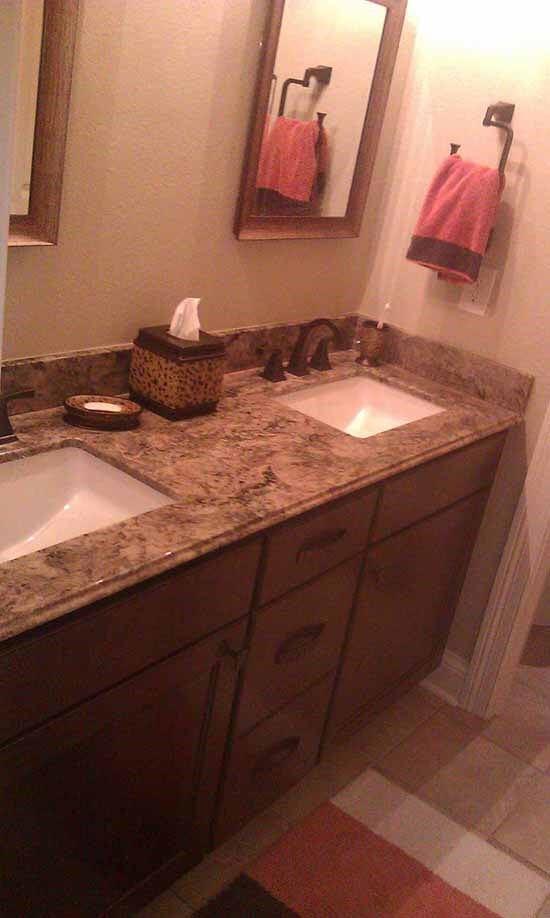 Bathroom pictures - Knoxville, TN - Kitchen Sales