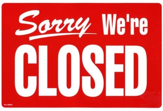 Kitchen Sales Knoxville TN CLOSED Today