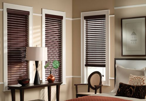 home p blinds collection fake faux blind wood thehomedepot decorators