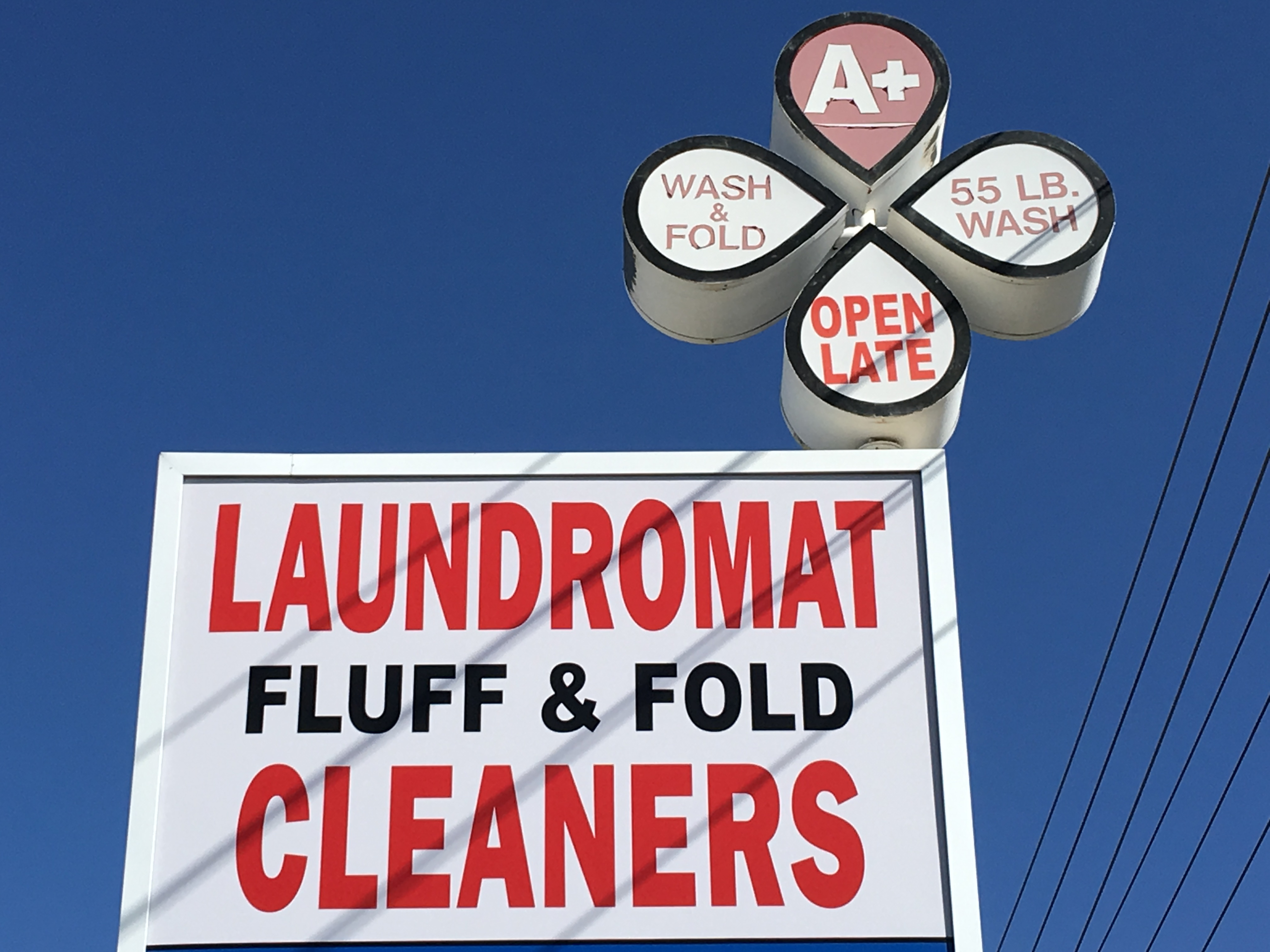Fluff And Fold Las Vegas Nv A Laundromat Fluff N