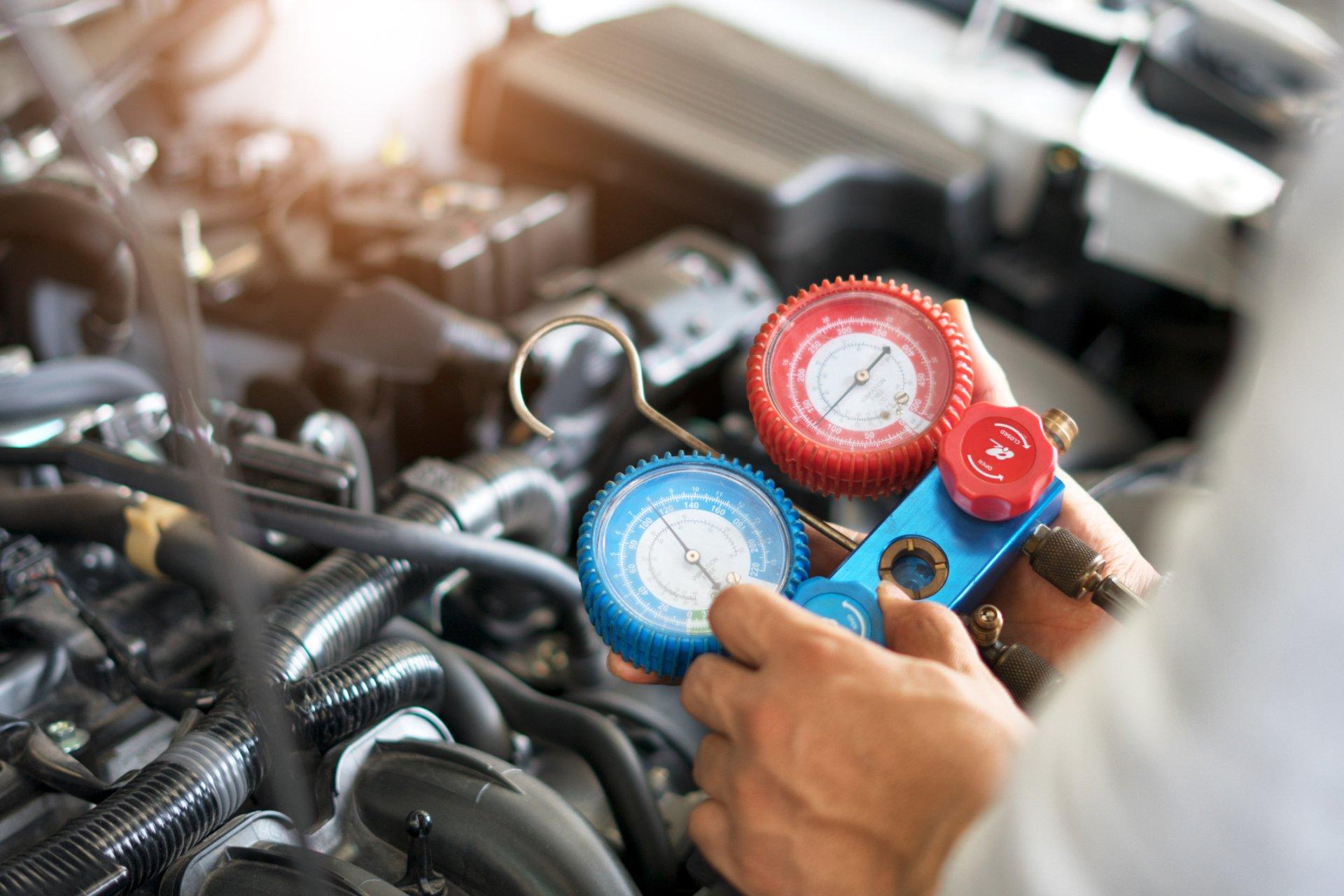 Auto A C Services York Pa C R Smith Radiator Auto Repair
