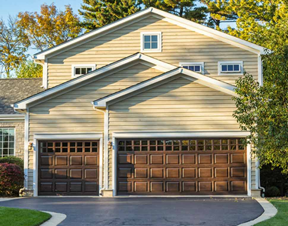 doors depositphotos and usa exterior with stock house columns luxury garage brown photo northwest by