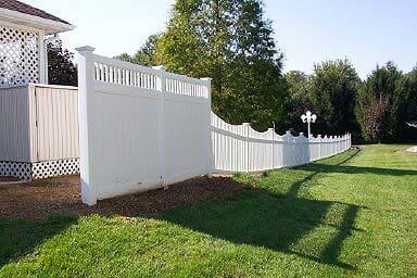 Vinyl Fence Harrisburg Pa Tyson Fence Co