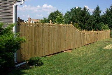 Wood Fence Harrisburg Pa Tyson Fence Co