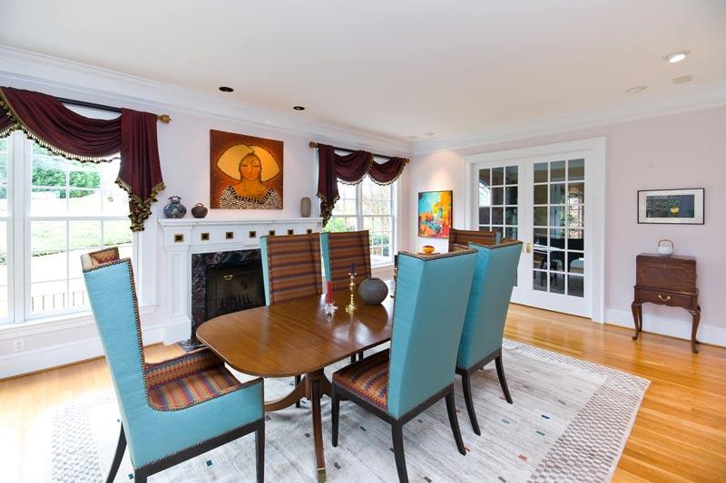 Beautiful Dining Area U2014 Interior Design In Winchester, VA