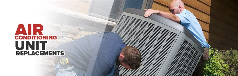 Air Conditioning Unit Replacement In Ira  U0026 New Baltimore