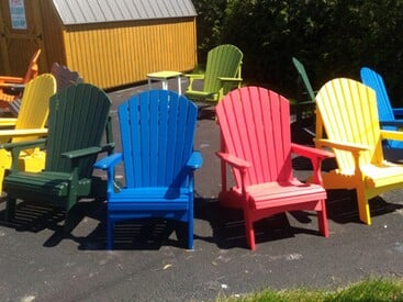 Colorful Chairs U2014 Rent To Own Storage In Fort Wayne, IN