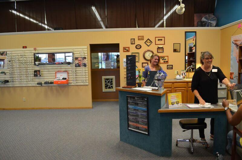 Optical Shop Great Bend Ks Dr Mark Judd