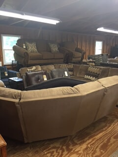 Wrap Around Couch   Hanover, PA   Tiptonu0027s New U0026 Used Furniture
