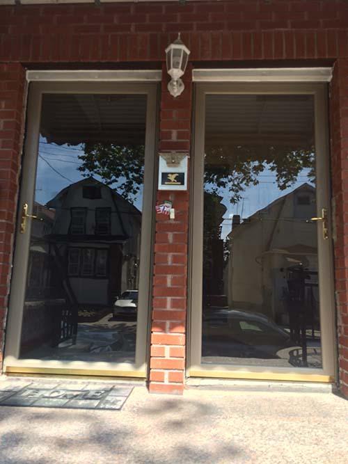 Residential Doors u0026 Storm Doors | Brooklyn NY | Absolute Glass ... & Doors u0026 Storm Doors | Brooklyn NY | Absolute Glass u0026 Mirrors