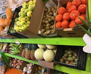 Fruits And Vegetables Mexican Food In Norristown Pa