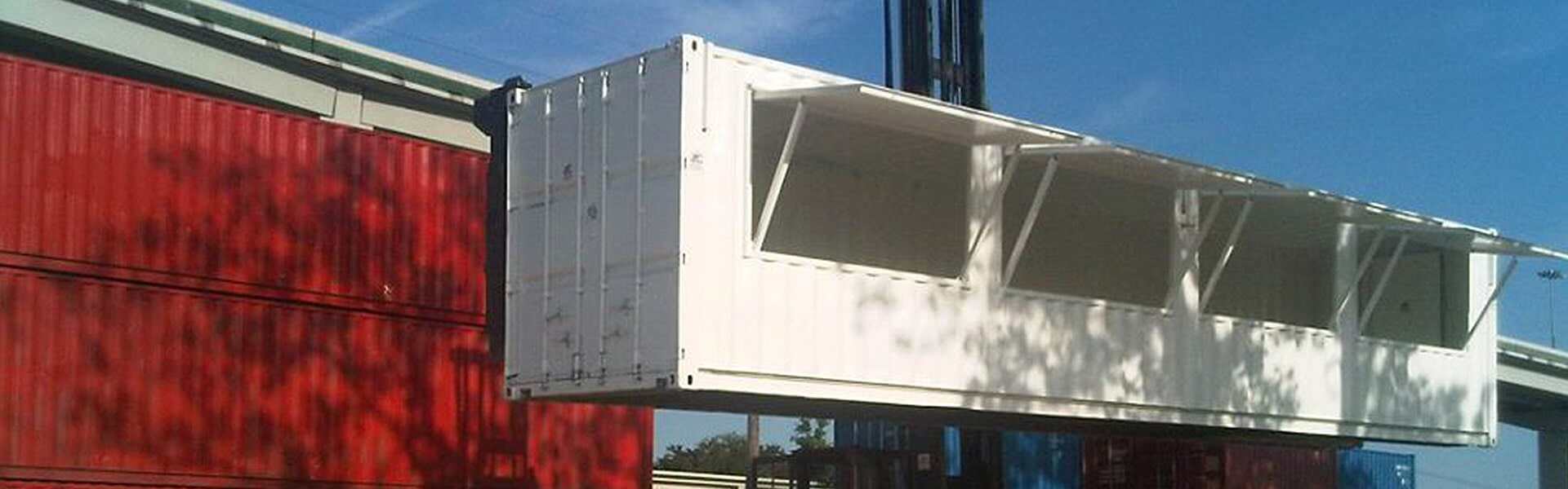 Shipping and Storage Containers Houston All Star Containers