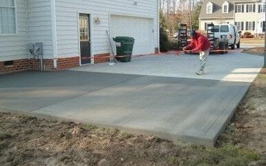 Concrete Driveways Concrete Sidewalks Richmond Va