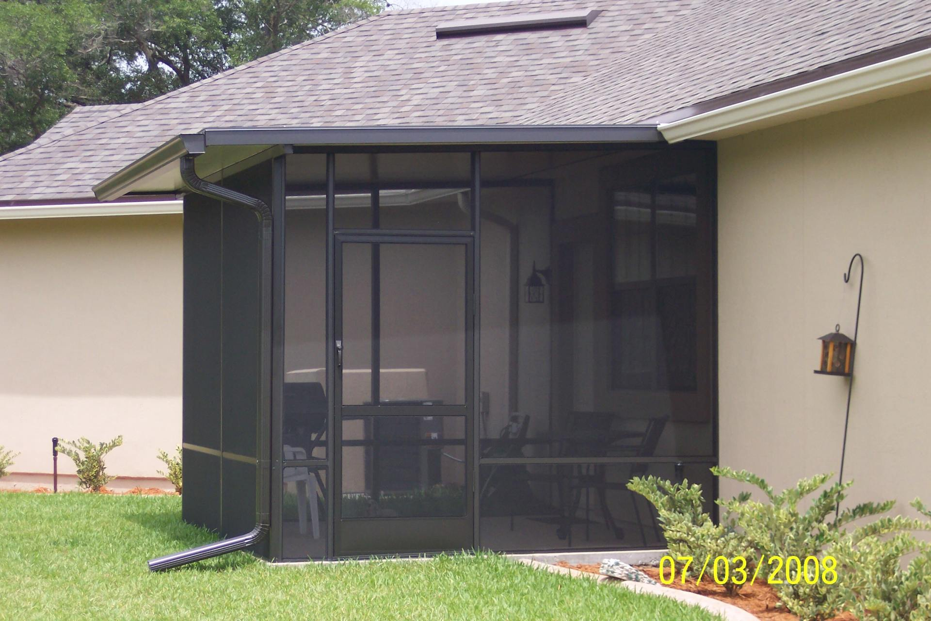 Screen Lanais Installation Jacksonville Fl Backyard Creations