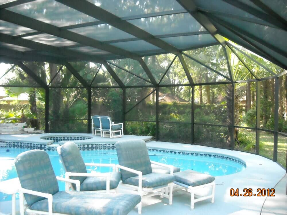 Pool Enclosure Services Jacksonville Fl Backyard Creations