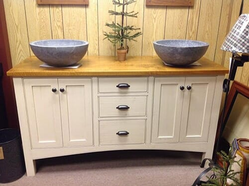 Custom Made Sink   Roger S Wright Furniture LTD, Blooming Glen, PA. ...