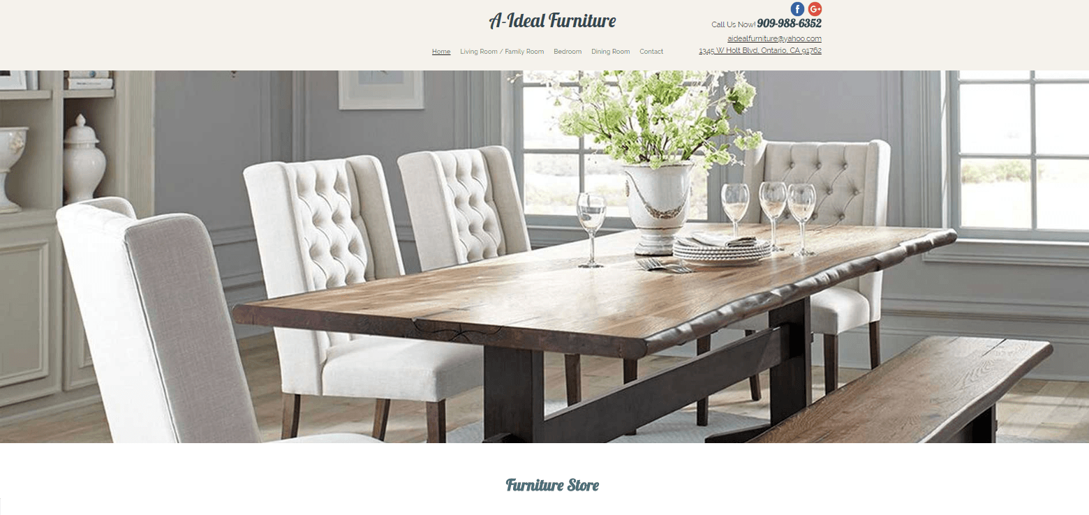 Merveilleux Furniture Store | Ontario, CA | A Ideal Furniture