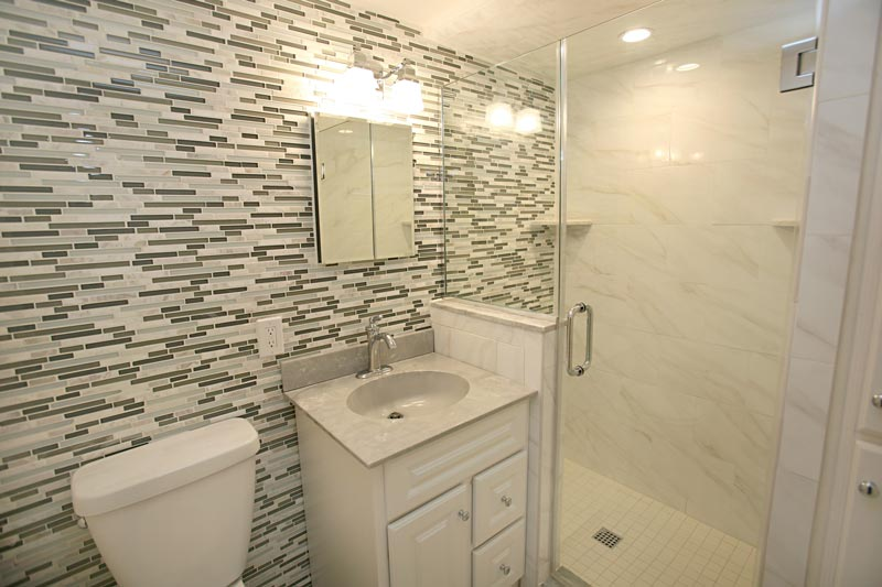Home Remodeling Ocean City NJ Maglione General Contractors Inc - Jersey city bathroom remodel