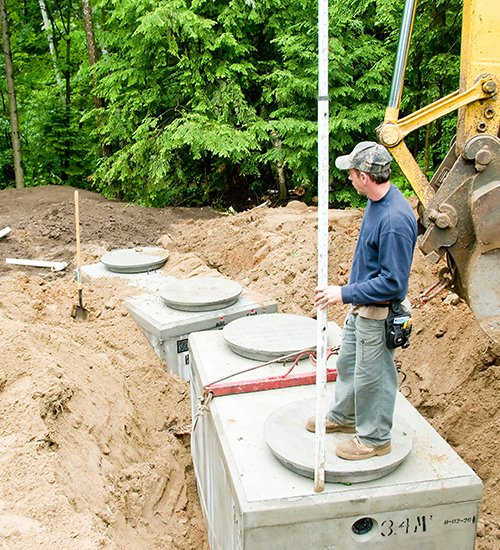 Septic Inspection Wrightstown Nj Don E Miller Septic Service Inc