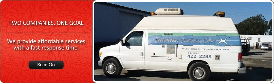 Tom's Septic Tank Service, Salinas, Calif , Welcome