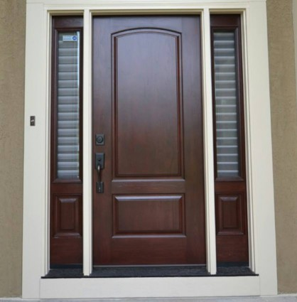 Modern wood door - The Door Store in Munster IN & Door Sales and Installation | Munster IN | The Door Store